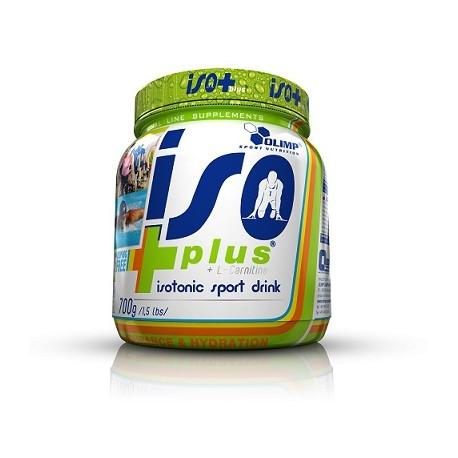 Olimp ISO Plus L-Carnitine 700g verschiedene Geschmäcker