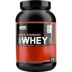Optimum Nutrition Gold 100% Whey 908g verschiedene Geschmäcker