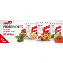 Got 7 Protein Chips 50g verschiedene Geschmäcke