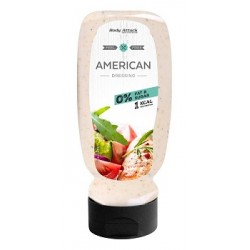 Body Attack American Dressing - 320ml