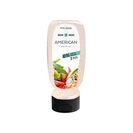 Body Attack American Dressing - 320ml