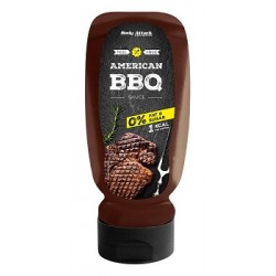 Body Attack American BBQ Sauce - 320ml