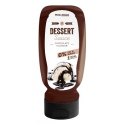 Body Attack Dessert Sauce Chocolate Flavour 320ml