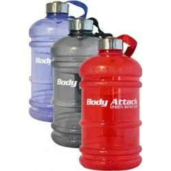 Body Attack Sports Nutrition Water Bottle XXL - 2,2 Liter