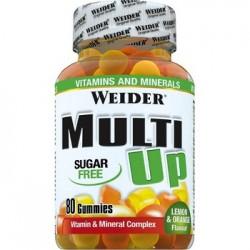 Weider Multi Up 80 Drops Lemon & Orange