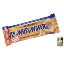 Weider 32%  Whey Wafer