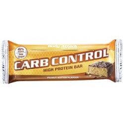 Body Attack Carb Control Protein Riegel 45% verschiedene Geschmäcker