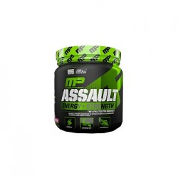 MusclePharm Assault Sport 345g Erdbeereis
