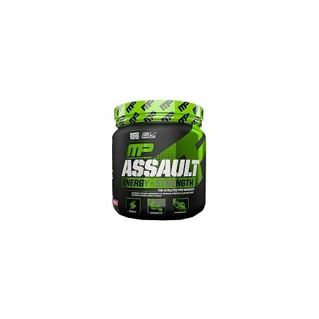 MusclePharm Assault Sport 345g Erdbeereis