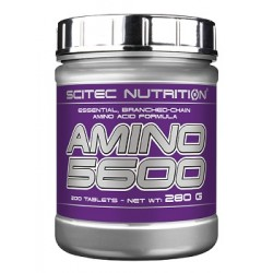 Scitec Amino 5600 200 Tabletten