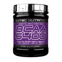 Scitec BCAA 6400 125 Tabletten