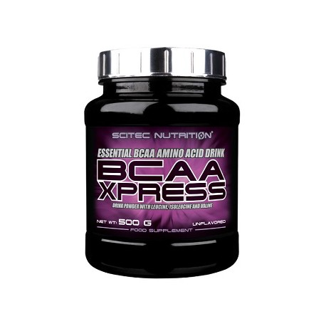 Scitec BCAA Xpress Pulver 500g Geschmacksneutral