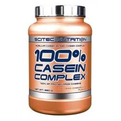Scitec Casein Complex 100% 920g verschiedene Geschmäcke