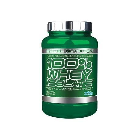 Scitec Whey Isolate 100% 700g verschiedene Geschmäcker
