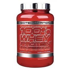 Scitec Whey Proteine 100% 920g verschiedene Geschmäcke