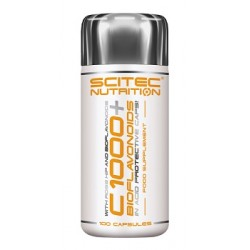 Scitec C1000 + Bioflavonoid 100 Kapseln