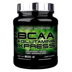 Scitec Nutrion BCAA+Glutamine Xpress 600g verschiedene Geschmäcke
