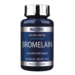 Scitec Bromelain 90 Tabletten