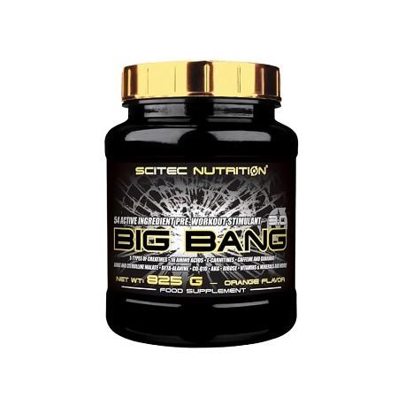 Scitec Nutrition Big Bang 3.0 825g verschiedene Geschmäcke