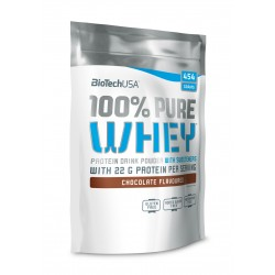 Bio Tech 100% Pure Whey 454g