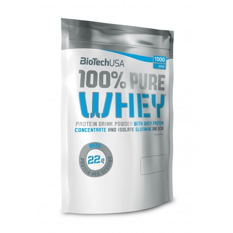 Bio Tech 100% Pure Whey 1000g