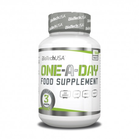 Bio Tech one a Day 100 Tabletten