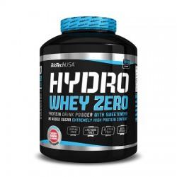 BioTech Hydro Whey Protein Zero 1816g verschiedene Geschmäcke