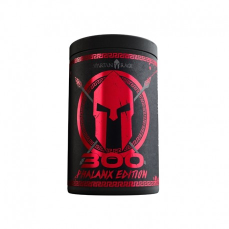 Gods Rage 300 Phalanx spartan Rage War Berry 400g