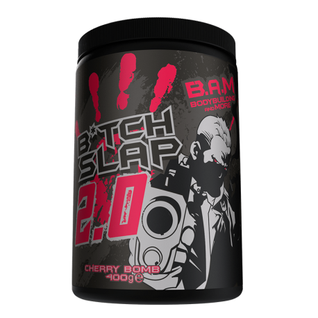 BAM BIATCH SLAP 2.0 400g Fruit Punch