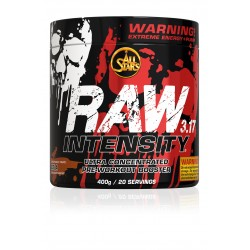 All stars Raw Intensity 400g