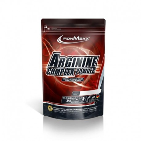 IronMaxx Arginine Complex Tropical 450g