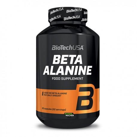 BioTech Beta Alanine 120 Kapseln