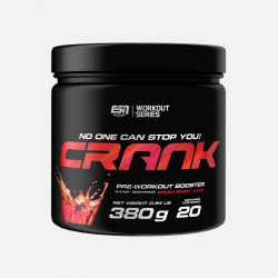 Esn Crank 380g Pre- Workout Booster