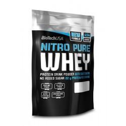 BioTech Nitro Pure Whey Protein 454g verschiedene Geschmäcke