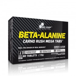 Olimp Beta-Alanin Carno Rush - 80 Tabletten