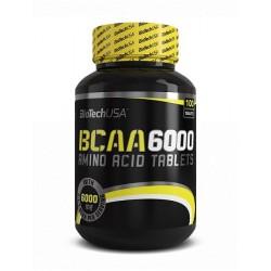 BioTech BCAA 6000 100 Tabletten
