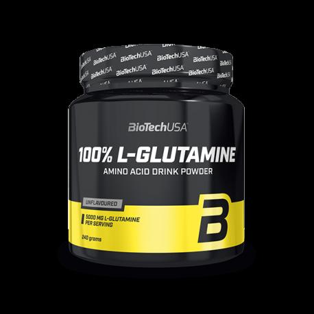 Biotech L-Glutamine 500g
