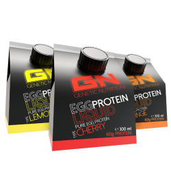 GN Egg Protein Liquid 12x300ml