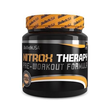 BioTech Nitrox Therapy 340g verschiedene Geschmacksrichtungen