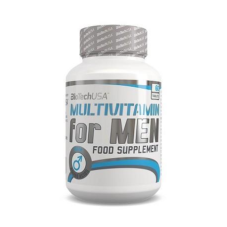 BioTech Multivitamine für Männer 60 Tabletten