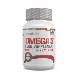 BioTech Omega 3 90 Kapseln