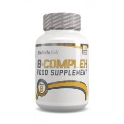 BioTech Vitamine B-Complex 60 Tabletten