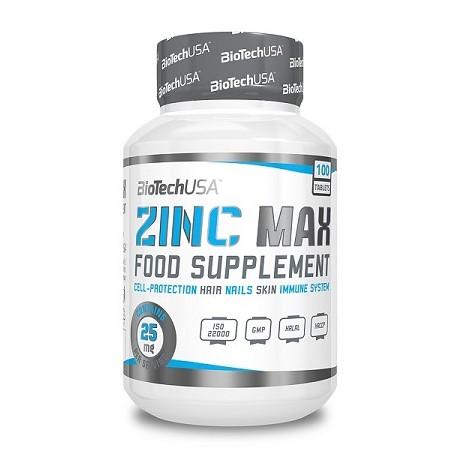 BioTech Zinc Max 100 Tabletten