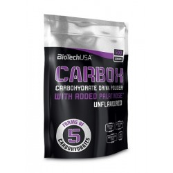 BioTech CarboX Unflavoured 500g