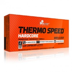 Olimp Thermo Speed Hardcore 120 Kapseln
