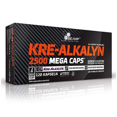 Olimp Kre-Alkalyn 2500 120 Kapseln