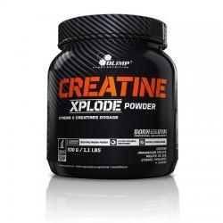 Olimp Creatine Xplode powder 500g verschiedene Geschmäcker